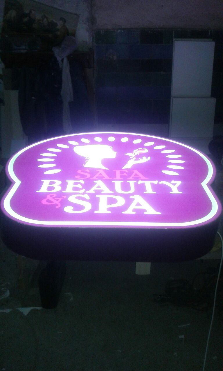 spa salon reklam