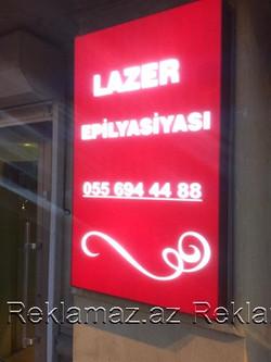 lazer epiliyasiyasi reklam