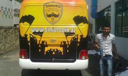 avtobuslarda reklam simurq fk
