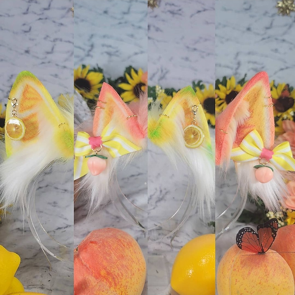 Lemon Peachy Series