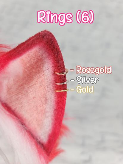 Ring Piercings (6)