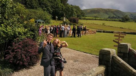 DAVID & GABY'S WEDDING