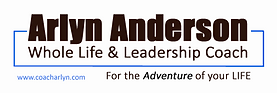 Logo for Arlyn Anderson, Whole Life & Leadership Coach