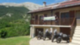 ouverture locmoto verdon maison montagne