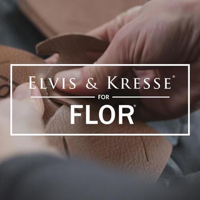 Elvis & Kresse For FLOR