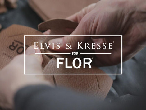 •Elvis & Kresse for FLOR