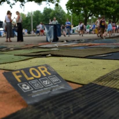 FLOR at Pitchfork