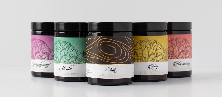 Ismerd meg a Bazsalikomos kert kézműves teáit!