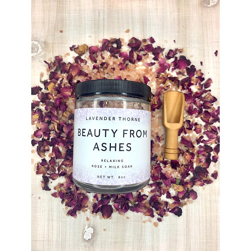 Beauty From Ashes (Bath Soak)