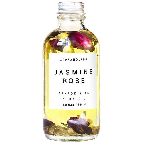 Jasmine + Rose Body Oil