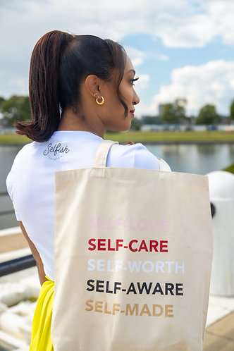 SELF-CARE  Carry All tote