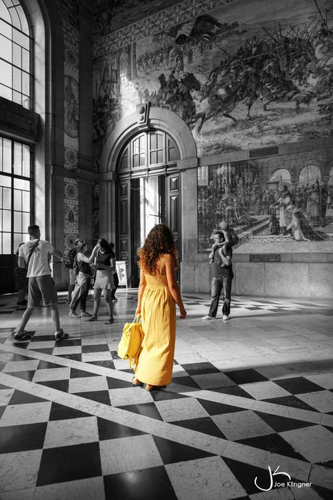 Porto Yellow Beauty