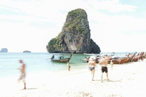 Krabi Tourists