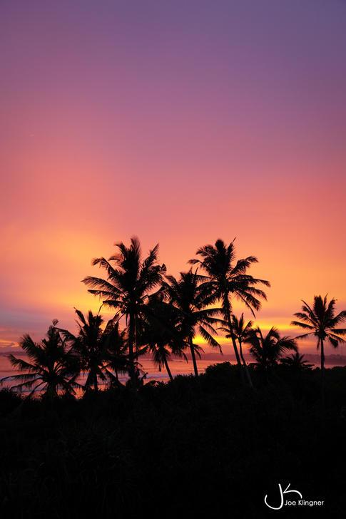 Sunset Sri