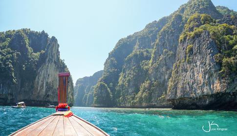 Exploring Ko Phi Phi