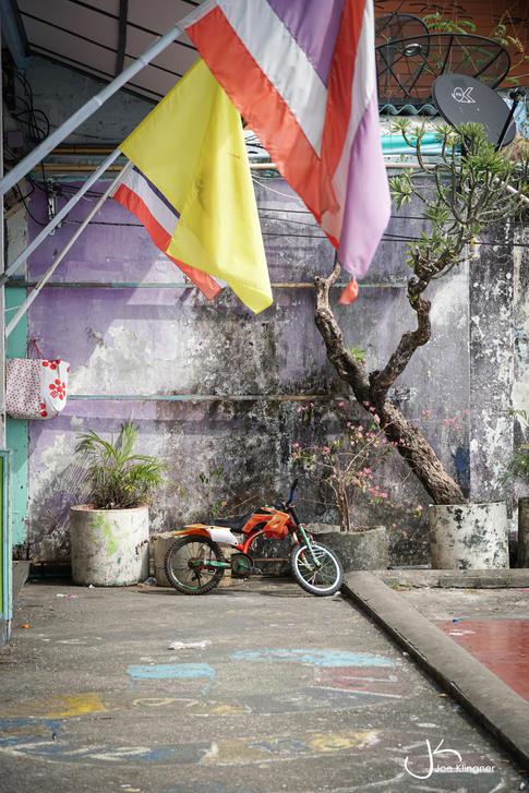 Phang Nga Motorbike