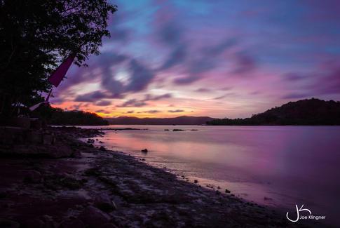 Lombok Sundown