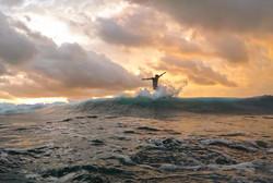 Bali floating