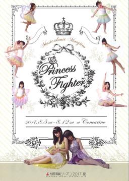 第13回公演演劇シーズン2017-夏-作品「PrincessFighter」