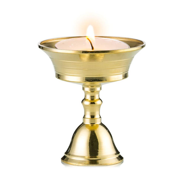 Gold Tealight Candle Holders