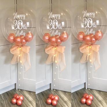 Balloon Displays Oxford England