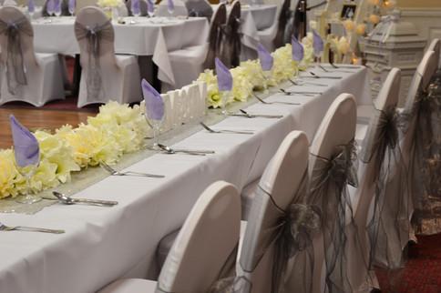 Oxford Wedding Venue Stylist
