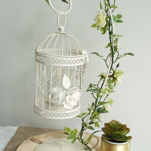Bird Cage Tealight Holder