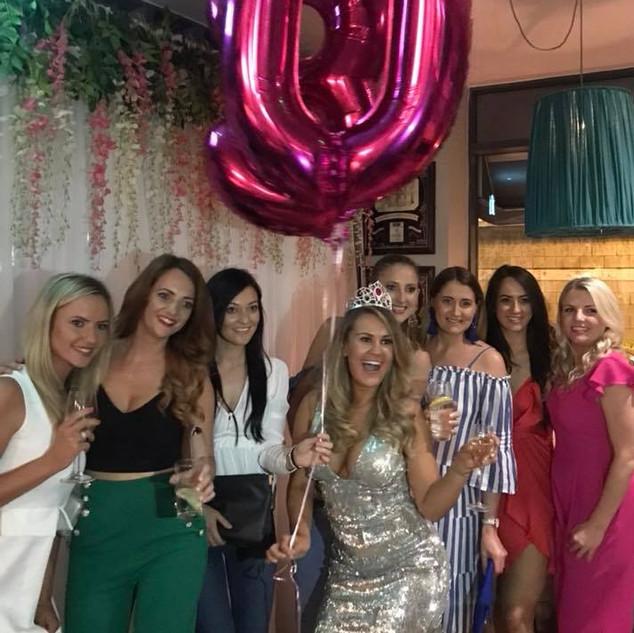 30th Birthday Celebrations