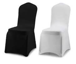 Black or White Chair Covers