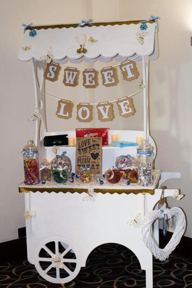 Candy Cart Oxford Hire