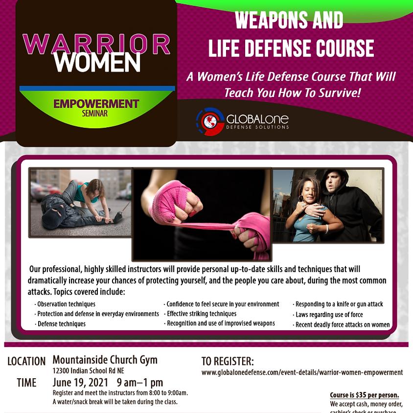 Warrior Women Empowerment