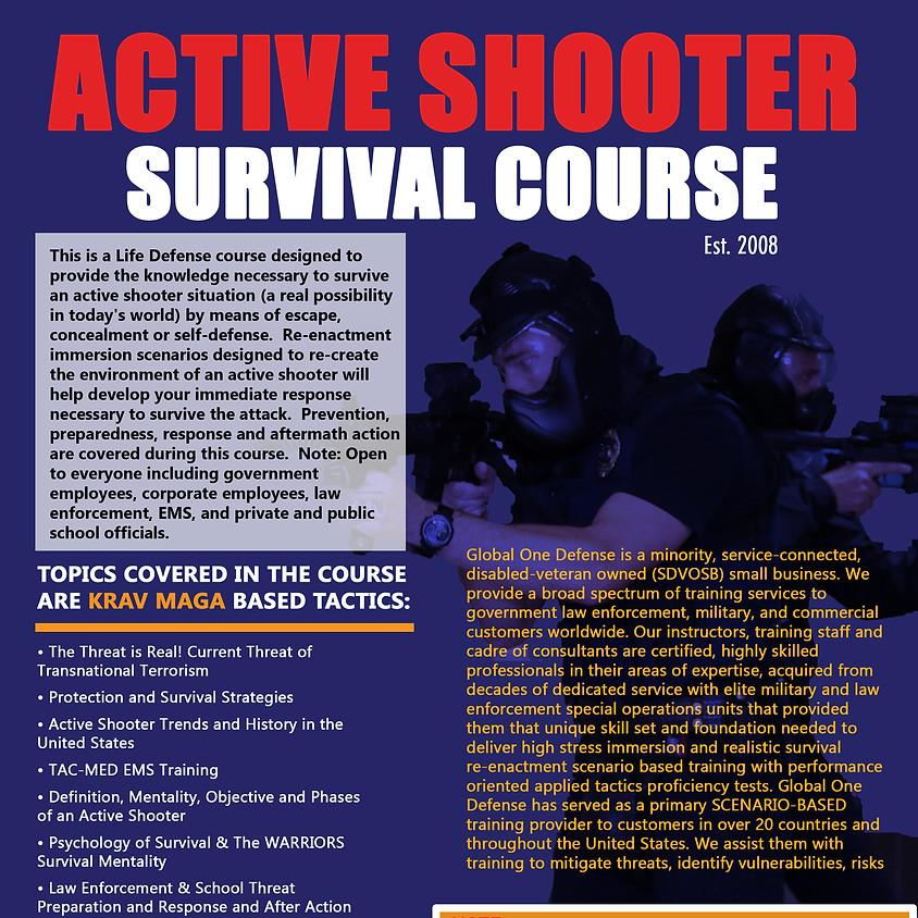 Active Shooter Survival - UNM