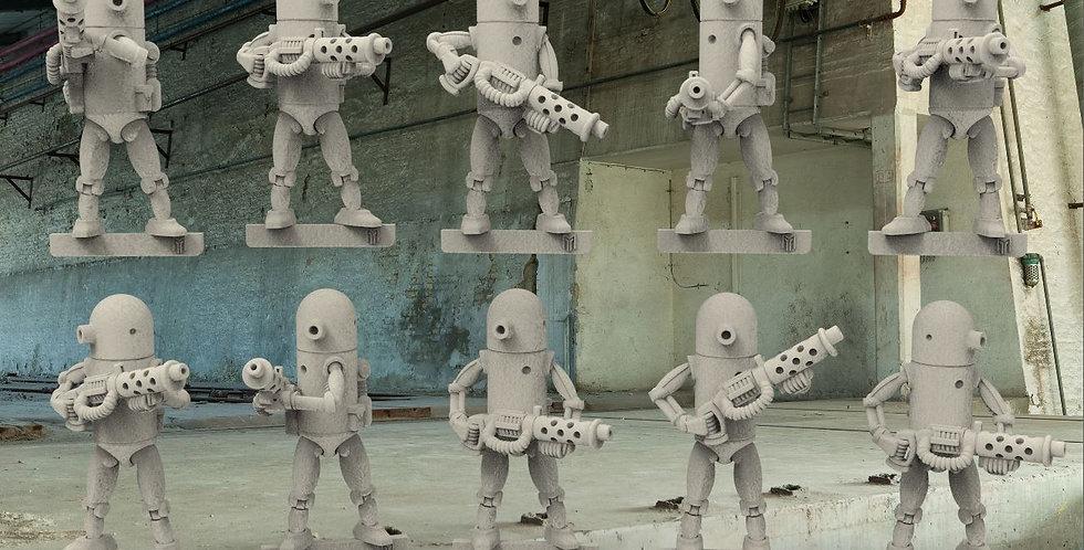 Pen Top Droid Squad