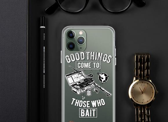 Fishing 'Those Who Bait' iPhone Case