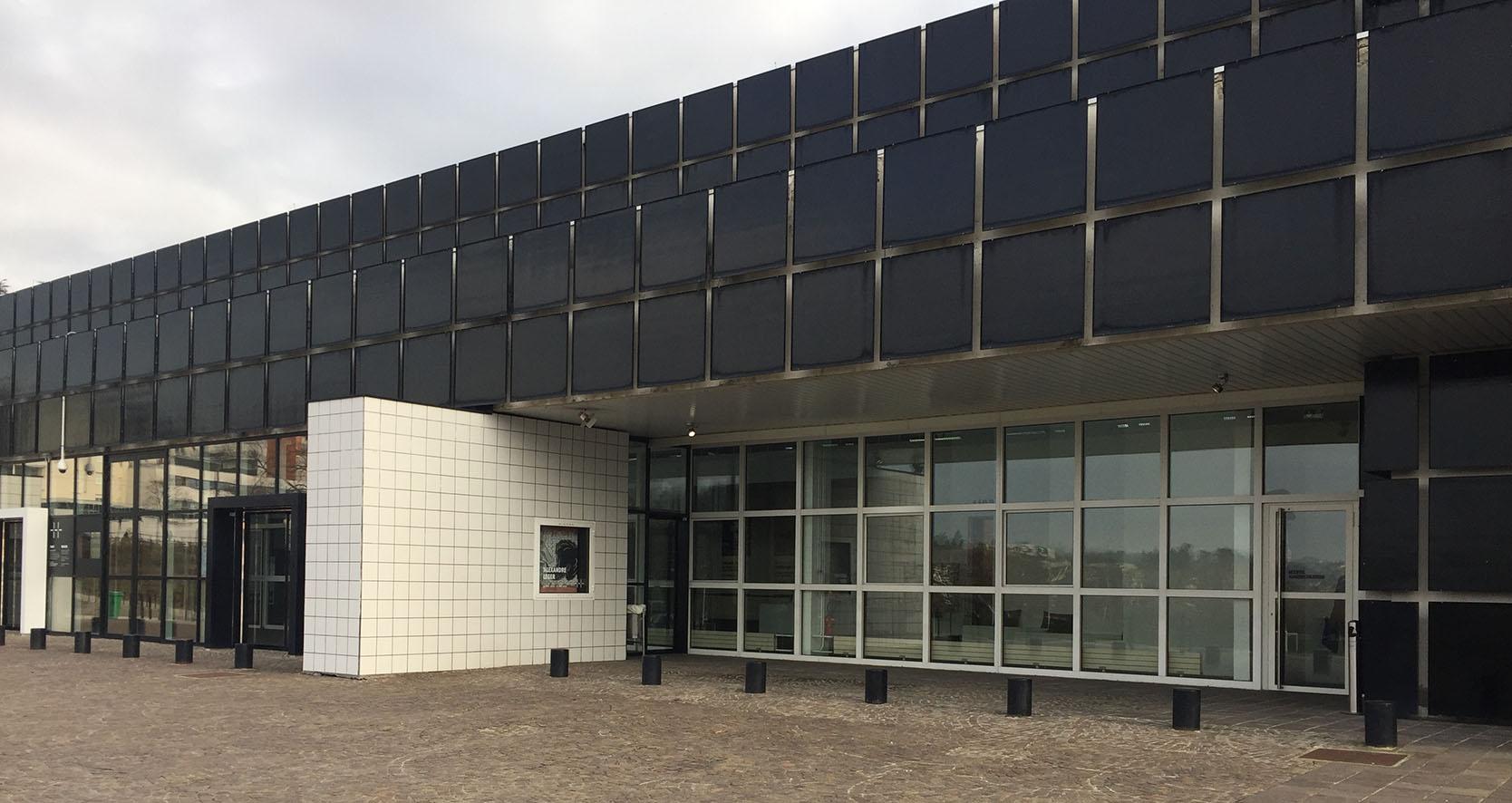 Musée d'art moderne et contemporain- Saint Etienne