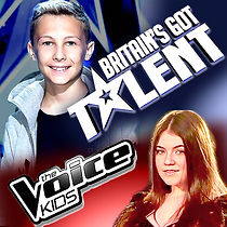 Britain's Got Talent &  Voice Kids stars
