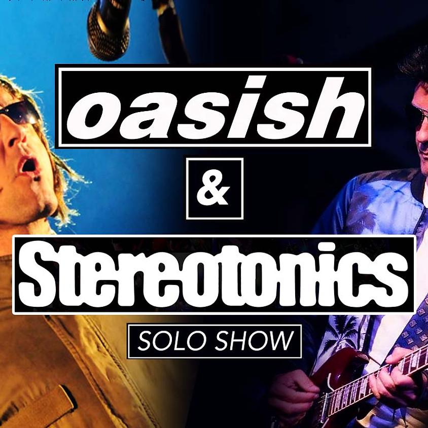 Oasish Stereotonics Test
