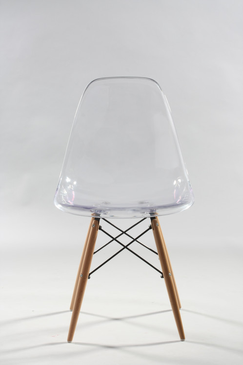 chaises scandinaves transparentes - Chaises Scandinaves Transparentes