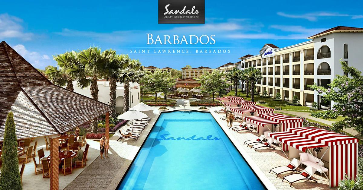 Sandals Barbados 3