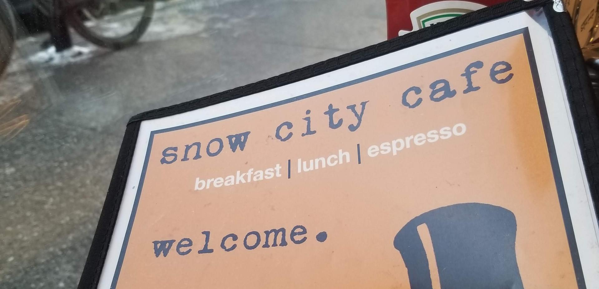Restaurants in Anchorage!