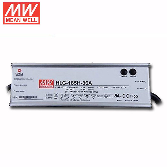 MEANWELL HLG - 185H36A
