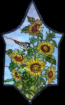 Sunflowers I