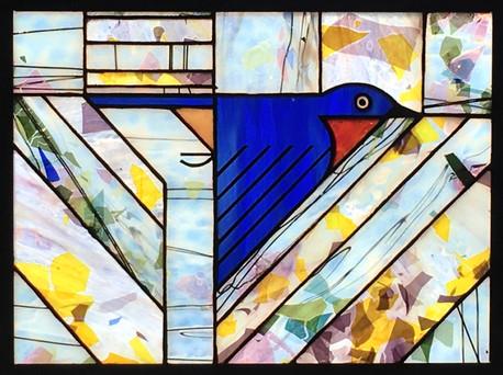 Eastern Bluebird I
