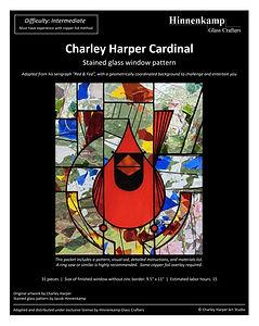 1. Charley Harper Cardinal Pattern #1 - Cover Front Image - website.jpg