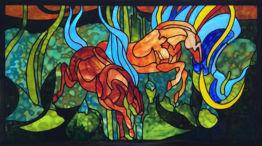 Horses of Obatala