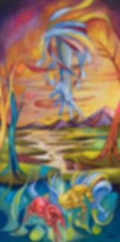 Obatala With Crazy Horses.jpg