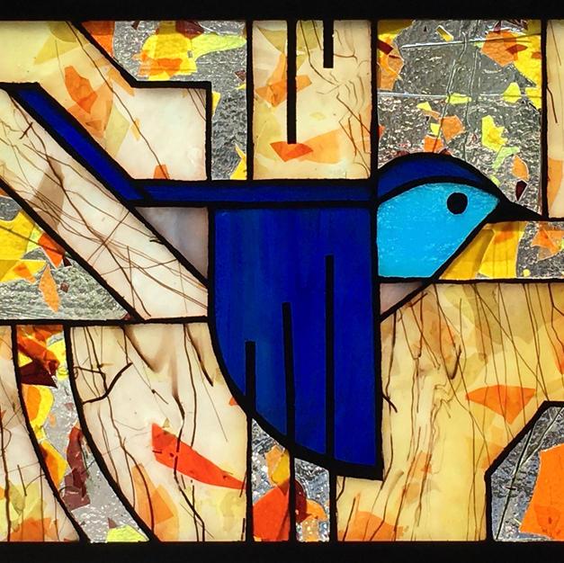 Mountain Bluebird III