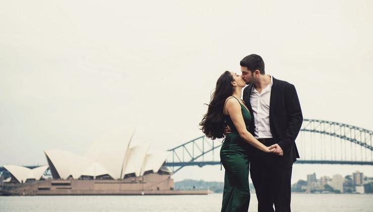Sydney snap - Pre wedding