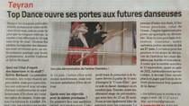 Top Dance ouvre ses portes aux futur(e)s danseu(r)ses...