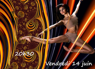 Gala de fin d'année de l'école TOP DANCE au Zénith de Montpellier Vendredi 14 Juin 2019 à 20